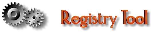 Registry Tool - Windows registry editor, registry repair tools, system repair, defrag, optimize utility